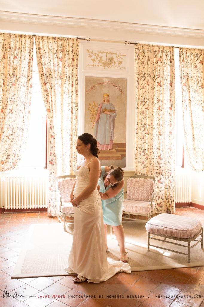 © Laure Marin Photographe Mariage Préparatifs Mariée_1047