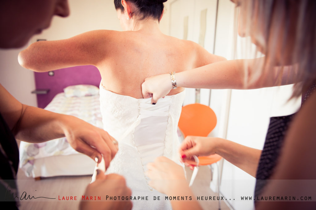 © Laure Marin Photographe Mariage Préparatifs Mariée_0378