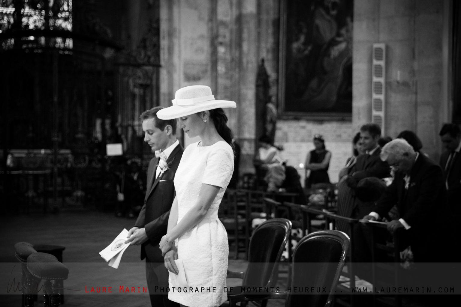 © Laure Marin Photographe Mariage Cérémonie Religieuse_26116
