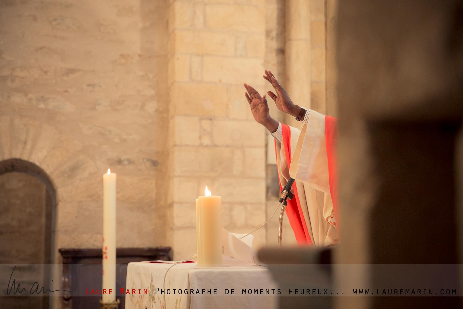 © Laure Marin Photographe Mariage Cérémonie Religieuse_3895