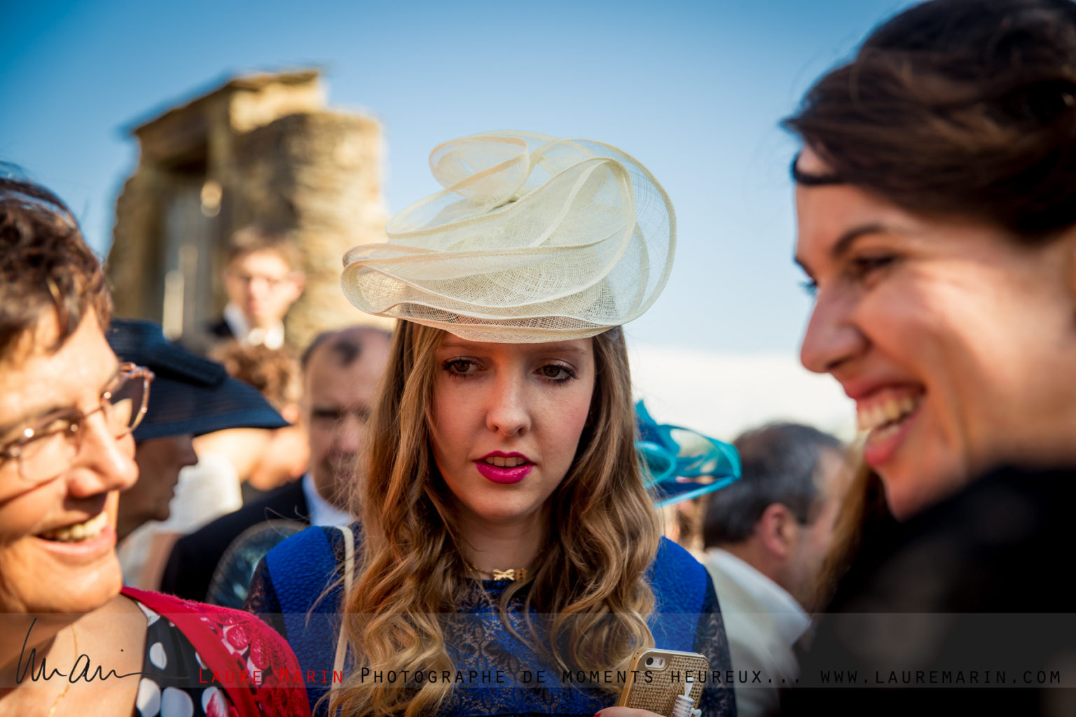 © Laure Marin Photographe Mariage Vin d'Honneur_4695