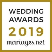 Laure Marin wedding-awards-2019
