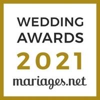 Laure Marin wedding-awards-2021